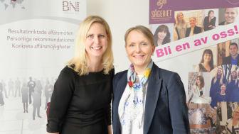 Fina utsikter för entreprenörer och nätverkare; gemensamma visioner på Lindholmen!