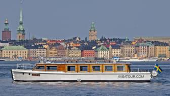 Sightseeingbåten M/S Sylvia