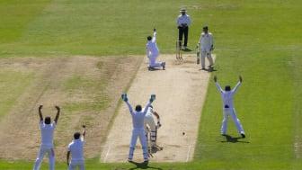 England vs Australia in the 2013 Ashes test match at Trent Bridge