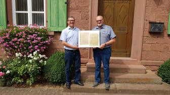 100 Jahre KV Roden_Newsroom