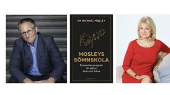 Alexandra Charles von Hofsten leder kvällens livesändning med Dr Michael Mosley