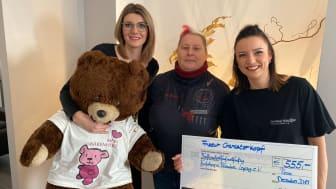 Riesaer Bürger unterstützen erneut das Kinderhospiz Bärenherz