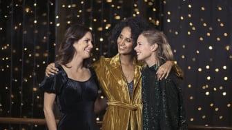 Nyåret kan firas in på både Rosella och Viking Cinderella i år. Foto: Lieselotte van der Meijs/Viking Line