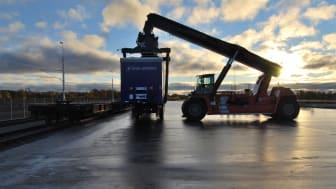 Peab Asfalt får stort uppdrag i Norvik Hamn, Nynäshamn