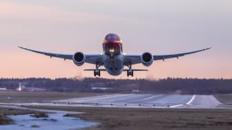 Norwegian's Boeing 787 Dreamliner