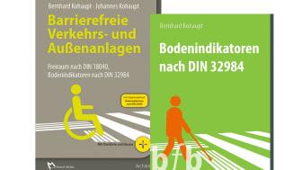 Bodenindikatoren nach DIN 32984