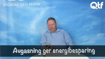 Kolla filmen: En liten påminnelse om hur mycket energi det finns att spara genom att avgasa värmesystem
