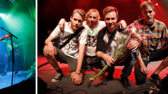 Metalcorebandet Safemode gick segrande ur Red Bull Bedroom Jam's Sverigefinal