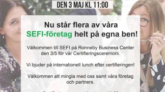 SEFI-certifiering