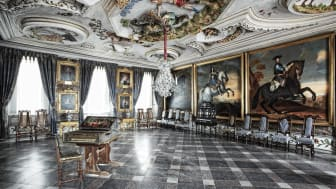 Skoklosters slott Kungsalen