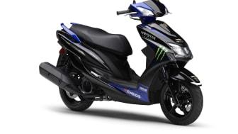 「CYGNUS-X Monster Energy Yamaha MotoGP Edition」
