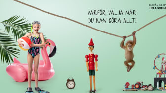 48 timmar av upplevelser för barnfamiljen i Borås