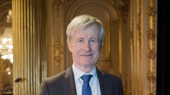 Guldklubban 2015: Carl Bennet, ordförande Getinge