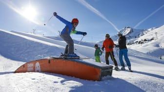 Snowpark Arosa ©SchweizTourismus:NinaMattli