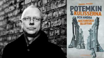 Journalisten Daniel Rydén aktuell med bok om världshistoriens mest spännande bluffar