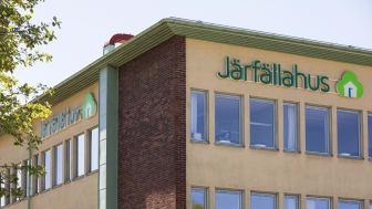 Fastighetsbolaget Järfällahus väljer Cosafe Technology AB