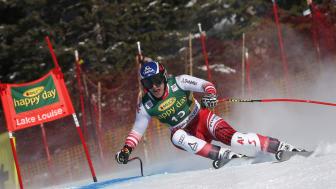 Matthias Mayer: Mit neuem Schuh zum Sieg in Lake Louise