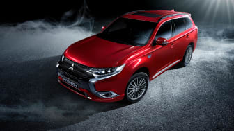 Storselgeren Mitsubishi Outlander PHEV er Norges mest solgte ladbare hybrid seks år på rad.