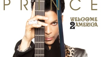 """The Prince Estate släpper Prince album """"Welcome 2 America"""" 30 juli – världspremiär för titelspåret idag"""