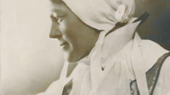 Therese Eliasson Vasaloppets första kranskulla
