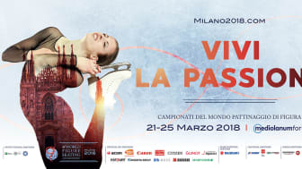 Blades of glory:  say hello to the World Figure Skating Championships in Milan