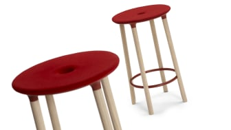 Offecct News 2018 - Move On stool by Mattias Stenberg