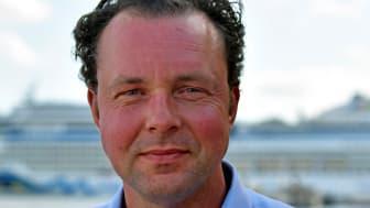 Carl Zeidlitz kommunikatör Svenska Båtunionen