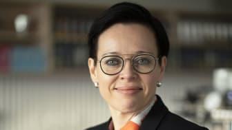 Lea Rankinen, Director of Sustainability & Public Affairs at Paulig.