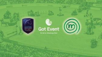 Got Events världsevenemang Gothenburg Horse Show återigen Miljödiplomerat