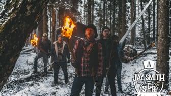 Efter två år kommer Jay till Stockholm! Jay Smith And His SCR Band spelar nytt grymt material