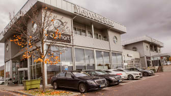 Lyckat 2019 för Mercedes-Benz Upplands Motor