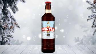 Fuller's Old Winter Ale i uppdaterad design