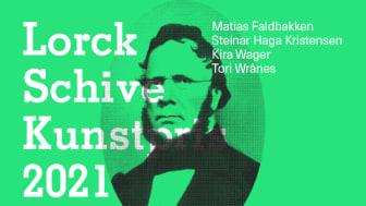 Årets nominerte er: Matias Faldbakken, Steinar Haga Kristensen, Kira Wager, Tori Wrånes.