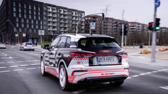 Audi Q4 e-tron (camouflage)