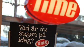 Nu öppnar Time Liljeholmen