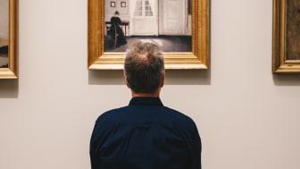 Kunstdetektiven Peter Kær er gået på opdagelse i et af Hammershøis værker