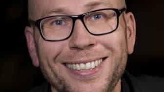 Niclas Lindberg ny chef för Västerås stadsbibliotek