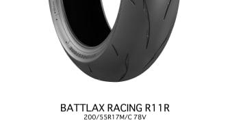 Bridgestone Battlax Racing R11R