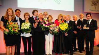 Erol Sander gewinnt Felix Burda Award 2011.