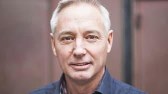 Niclas Malmcrona, verksamhetsledare Svenska ASSITEJ