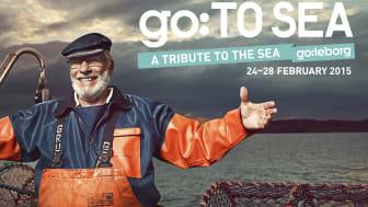 Go To Sea - i Nordstan 26-28 februari