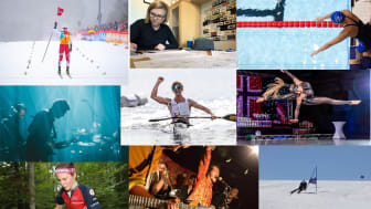 STORT MANGFOLD: De unge talentene som kan juble for stipend i år representerer mange ulike idretter og kunstformer.