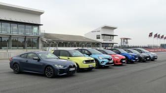 Den helt nye BMW 4-serie Coupé er nomineret til Årets Bil 2021