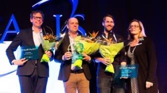 Finalisterna i eHealth Award 2017