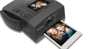 Polaroid Z340 - Ny teknikk i smart kamera fra Polaroid.