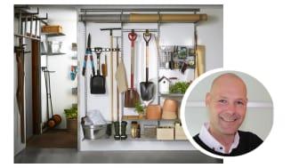 Elfa's opbevaringskonsulent Lars Rudolfsen om opbevaring i garage.