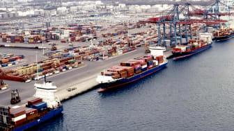 APM Terminals i Göteborg satsar på ny kortsjöhantering med fokus på destinationer inom Europa.