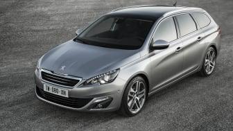 Nya Peugeot 308 SportWagon