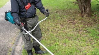 Makita lanserar kolborstfri grästrimmer