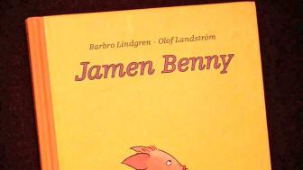 UR hyllar Barbro Lindgren: Jamen Benny